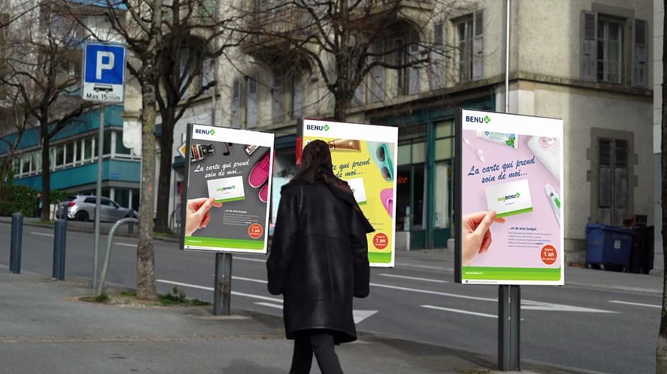 Agence Trio: Hochdosierte Kampagne sorgt für Neukunden