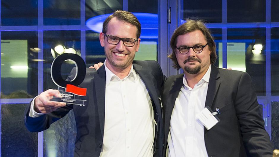 Q-Award 2017: «HR Today» holt sich die Auszeichnung