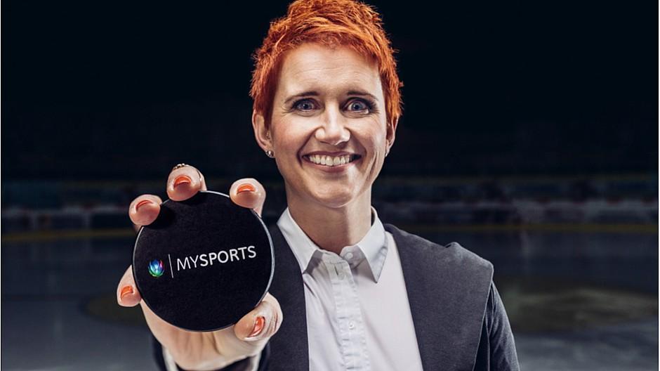 Medien: Moderatorin Steffi Buchli wechselt zu UPC-Sportsender