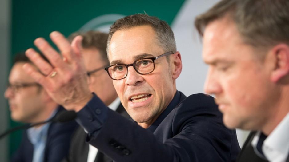 Matthias Hüppi: «Ich habe nicht nach dem Notausgang gesucht»