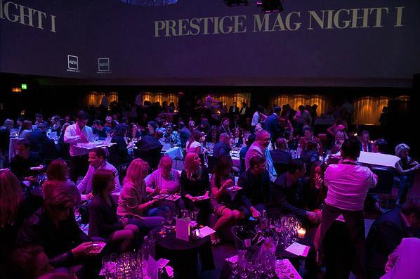 "Prestige:  ""Prestige Mag Night"" mit Marco Rima und The Straits"