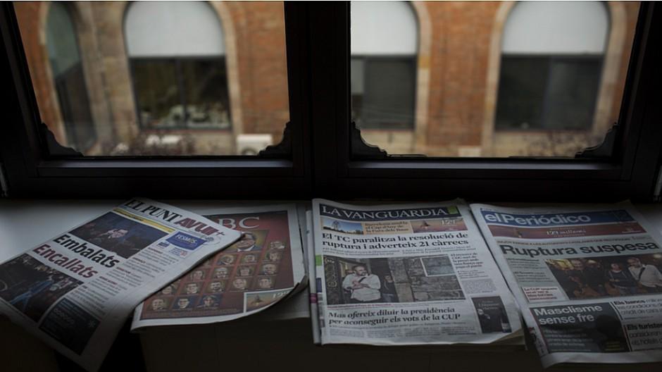 Pew Research Center: Inakzeptable Parteilichkeit von Medien