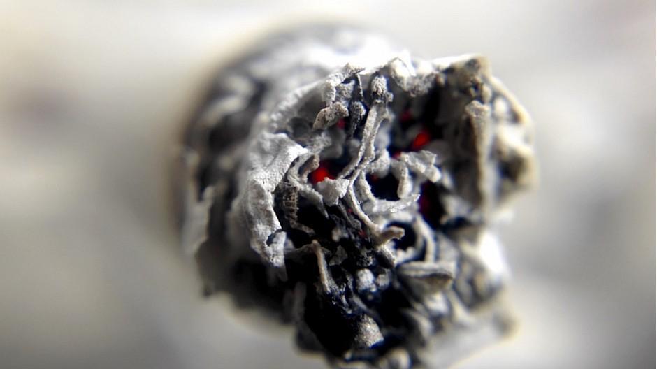 Werbeverbot: Initiative gegen Tabakwerbung eingereicht