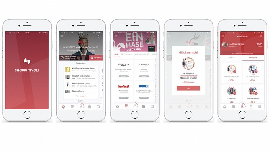 Takondi: Shoppen und interaktiv Ostereier suchen