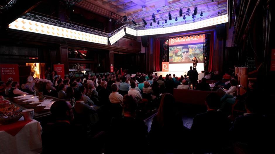 Digital Festival: Internationale Tech-Speaker in Zürich