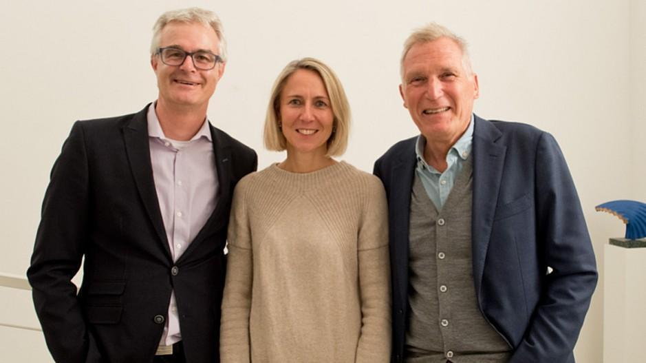 Swiss Award Corporate Communications: Irene Fischbach in den Vorstand gewählt