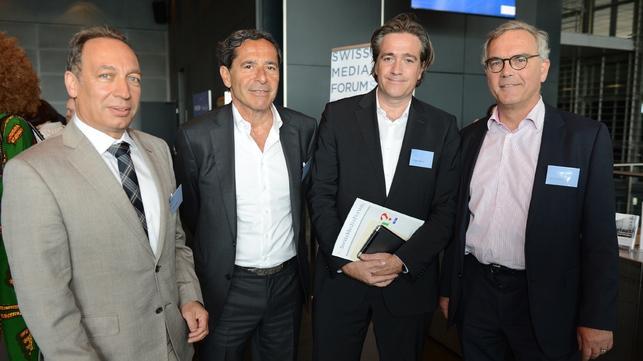 Swiss Media Forum: Stelldichein der Medienbranche