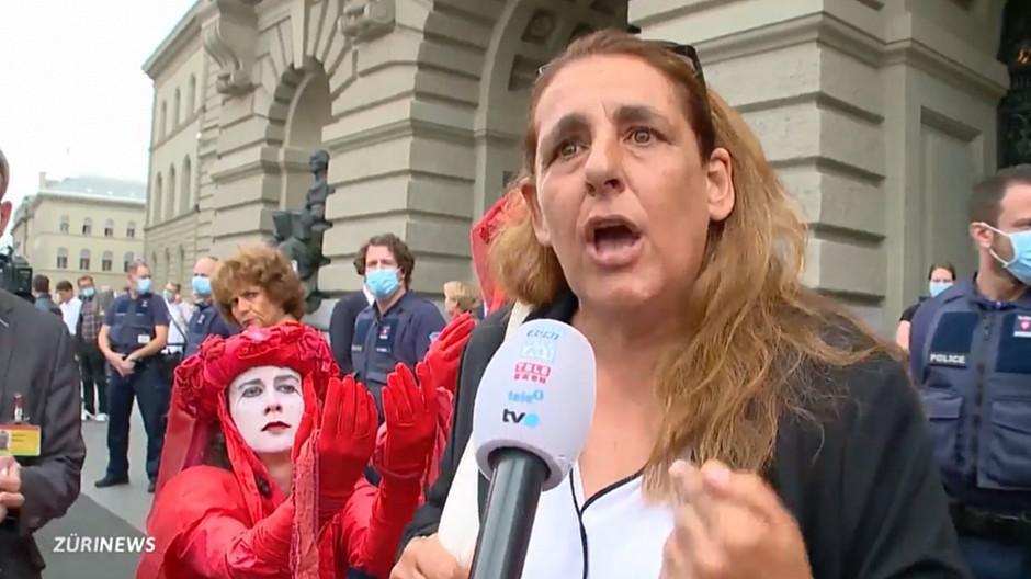 Nach SRF-Radiobeitrag: Jacqueline Badran erhält Morddrohung