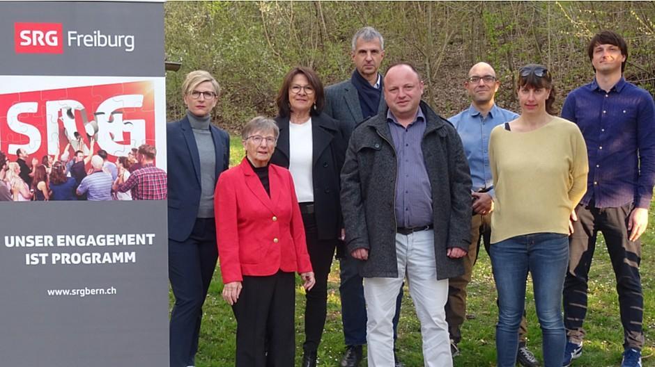 SRG Freiburg: Jean-Claude Goldschmid wird Präsident