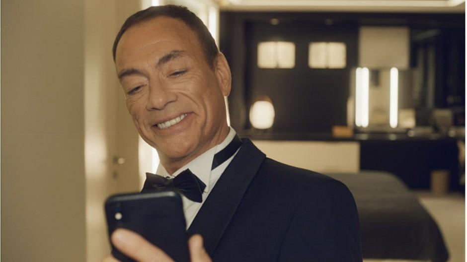 Casino777.ch: Jean-Claude Van Damme spielt Online-Casino