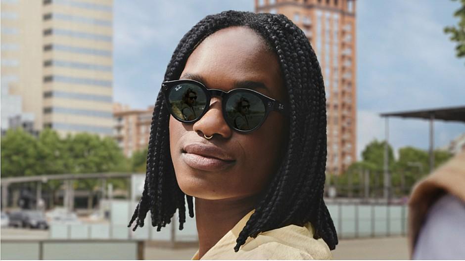 Facebook: Jetzt kommt die smarte Brille
