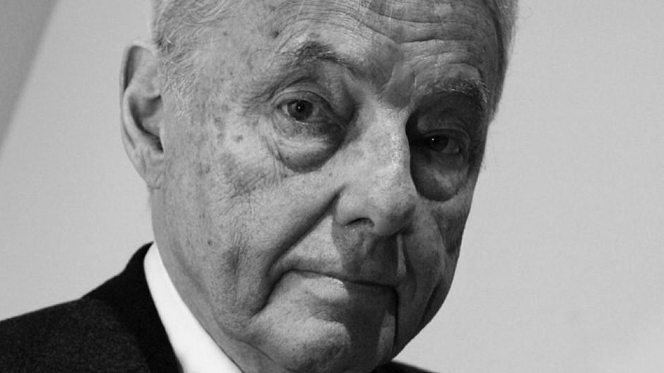 Literaturkritiker Joachim Kaiser ist gestorben