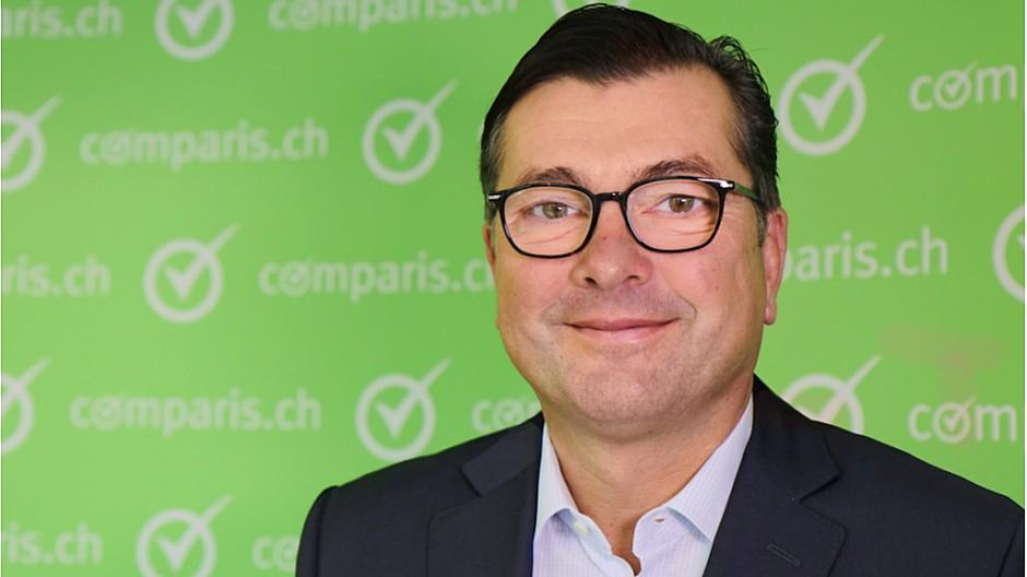 Comparis: Joachim Masur wird Verwaltungsrat