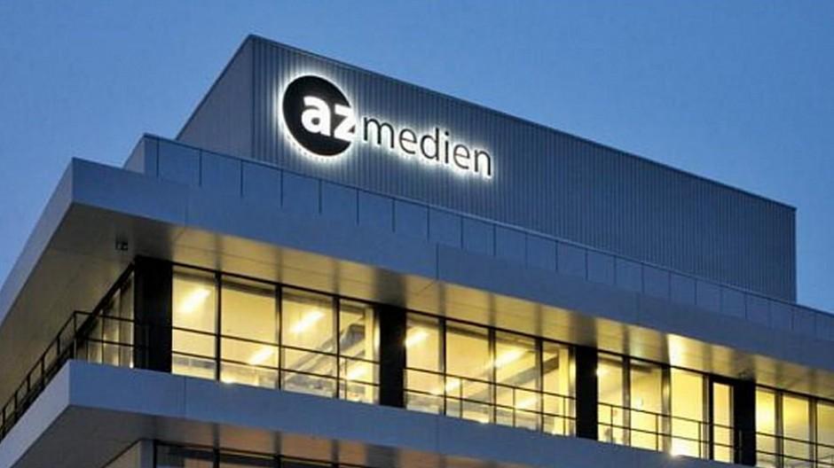 NZZ-Gruppe: Joint Venture mit den AZ Medien?