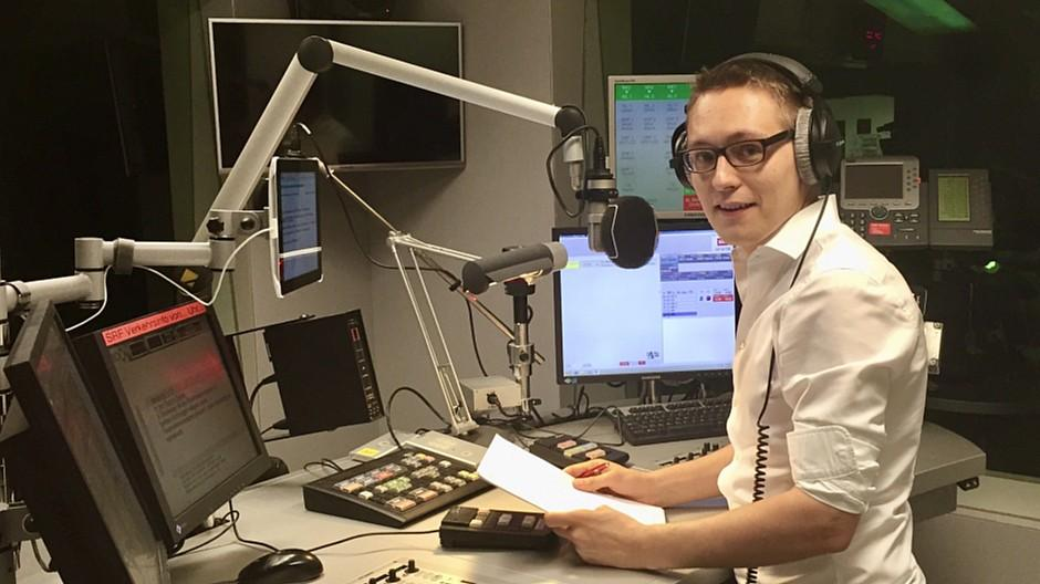 CH Media: Jonas Bischoff wechselt zu Radio SRF