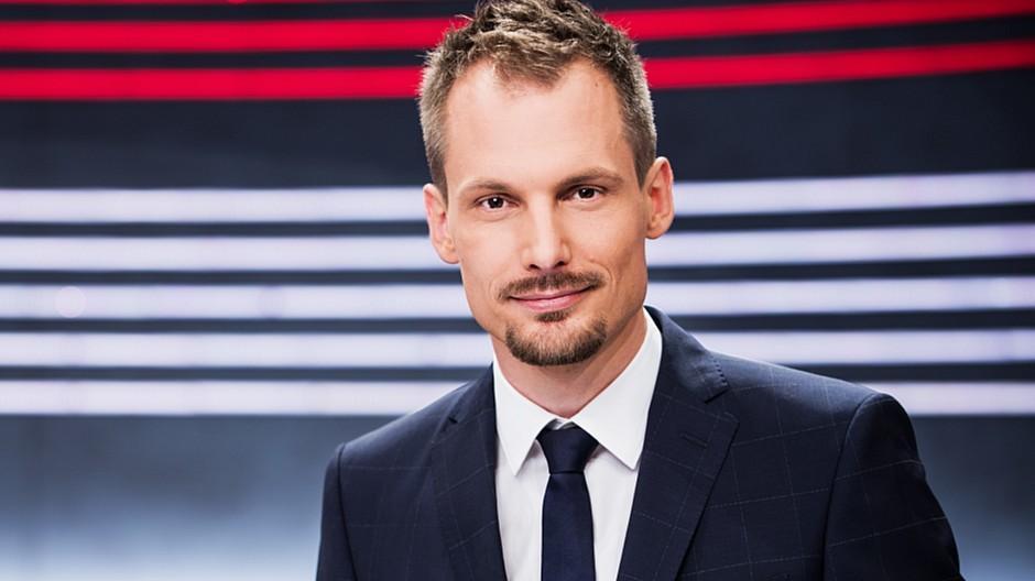 SRF: Jonas Projer ist «Journalist des Jahres»