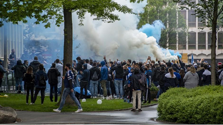 20 Minuten: Journalist in Luzern angegriffen
