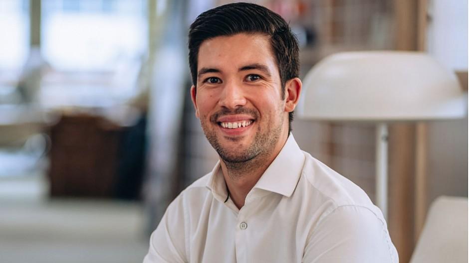 Profital: Juan-Pablo Schmid verstärkt das Team