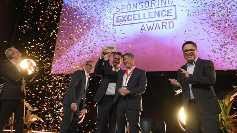 Sponsoring Excellence Award: Julius Bär gewinnt mit Formula E