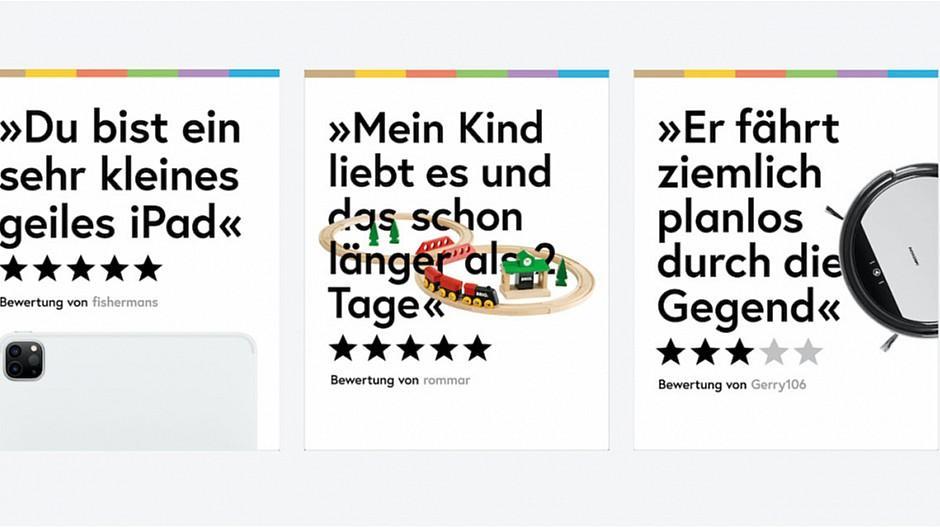 Galaxus.de: Kampagne in Deutschland lanciert