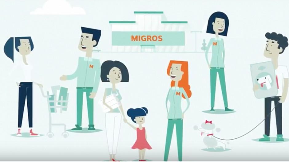 Migros: Karriereportal für die eigenen 60 Firmen