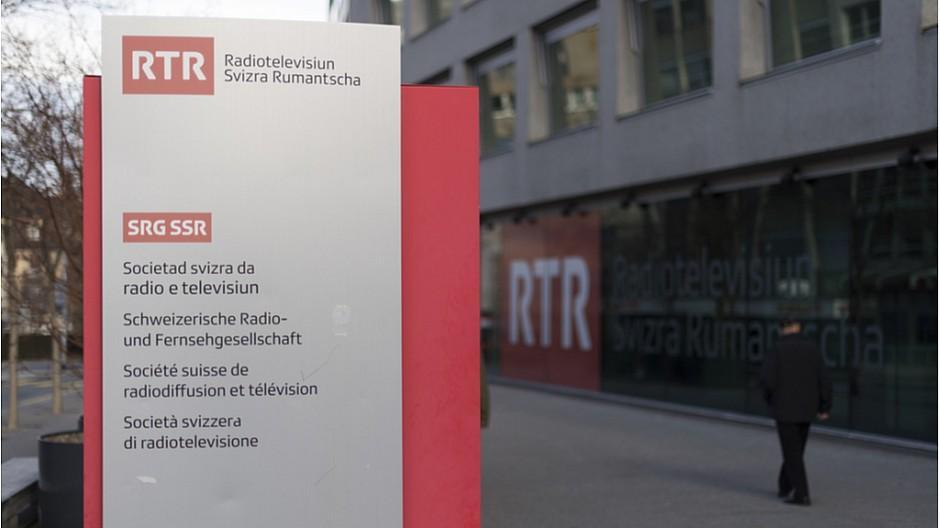 SRG: Keine Beschränkung für rätoromanische Texte