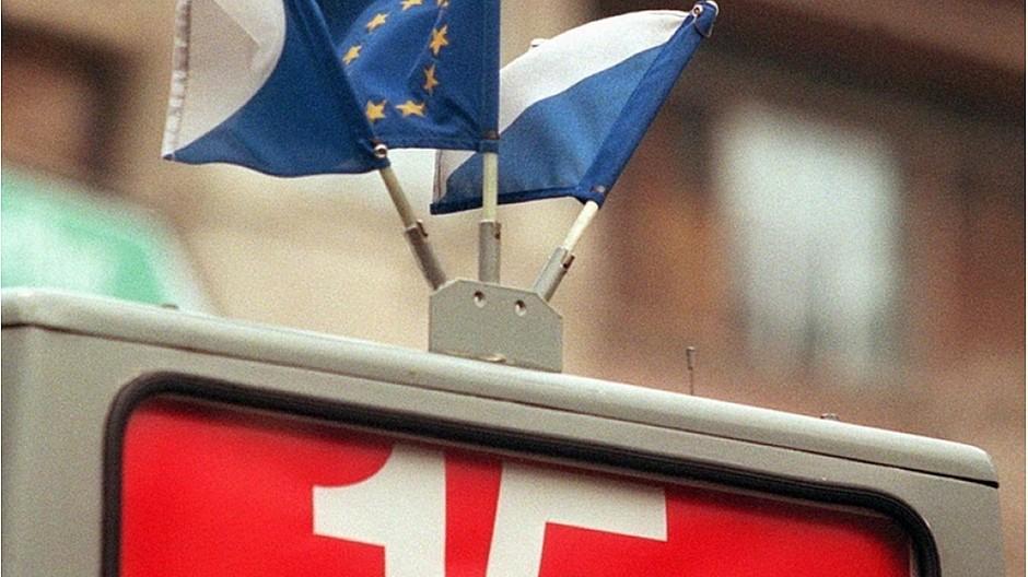 VBZ: Keine Flaggen an Trams und Bussen mehr