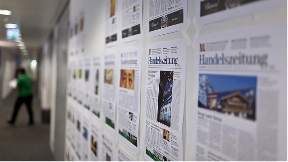 Medienförderung: Kein ermässigter Tarif für die Handelszeitung