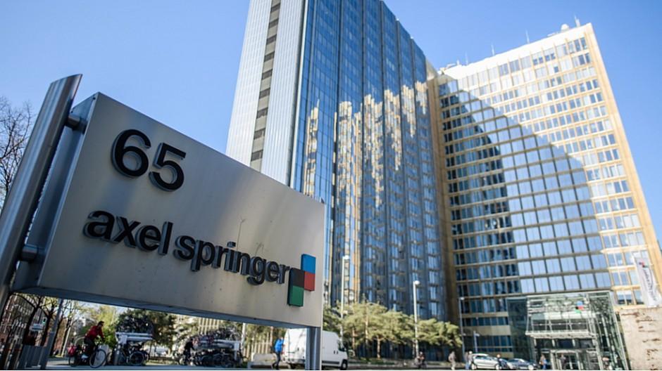 Finanzinvestor : KKR erwirbt 27,8 Prozent der Springer-Aktien