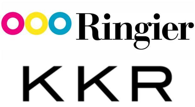 Ringier: Langfristige Zusammenarbeit mit KKR vereinbart