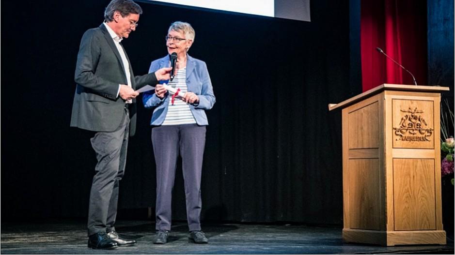 Zürcher Journalistenpreis 2019: Klara Obermüller für das Gesamtwerk geehrt