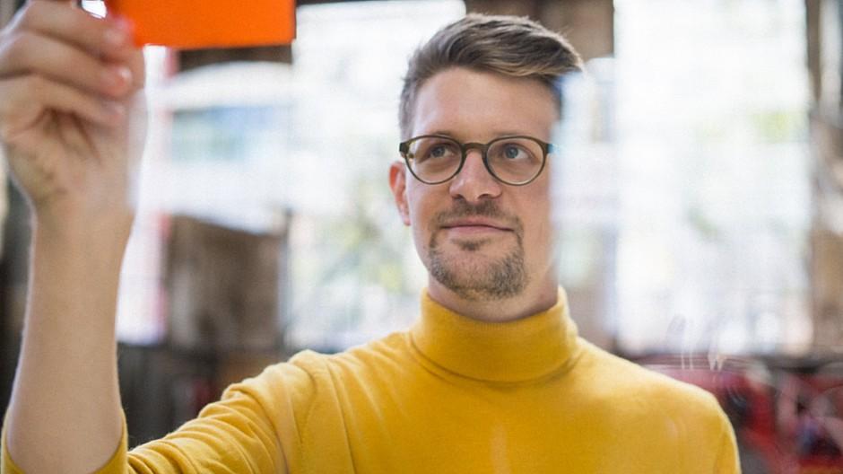 Digital Skills im Angebot: Konrad Weber wird selbständiger Berater
