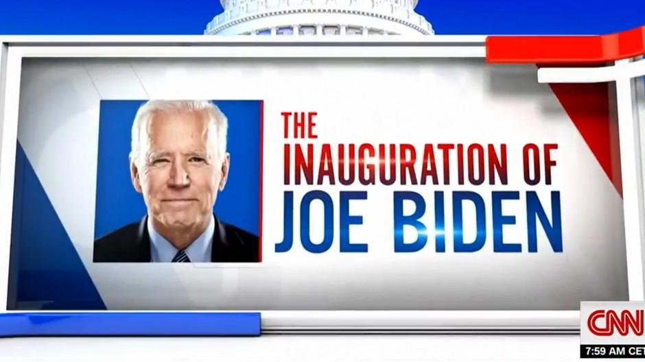 CH Media: Kritik an CNN-Übertragung zur Inauguration