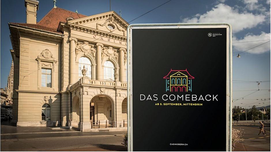 Formeldrei: Kultur, Kulinarik und Events im Casino Bern