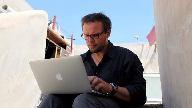 Journalist des Jahres: Kurt Pelda erhält die diesjährige Auszeichnung