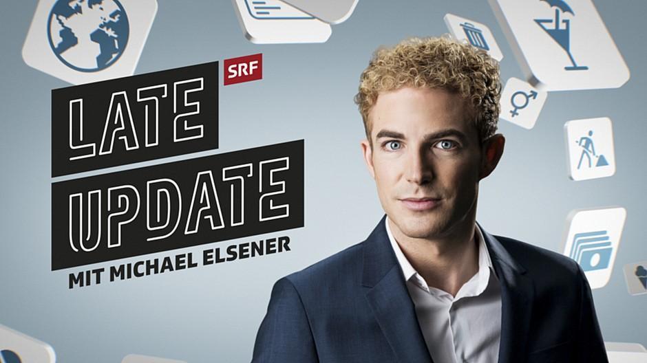 SRF: «Late Update» geht an den Start