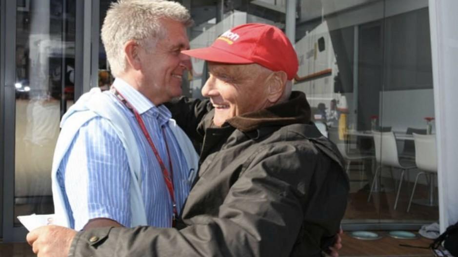 Niki Lauda: «Lauda war sehr geradlinig und konsequent»