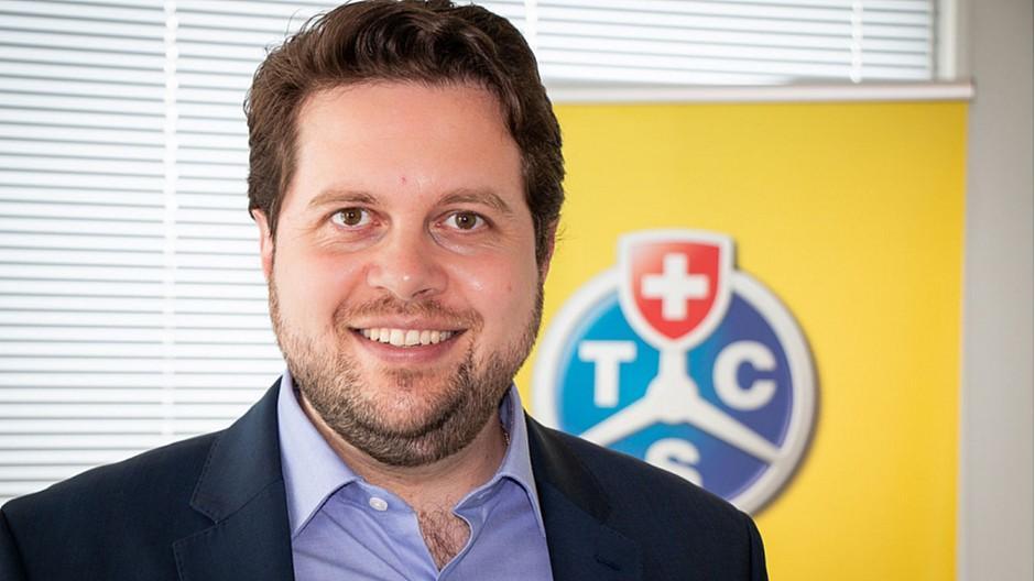 TCS: Laurent Pignot neuer Kommunikationschef