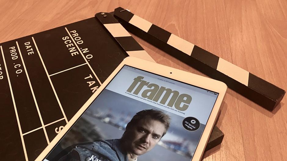 NZZ: Letzte Klappe für das Filmmagazin «Frame»