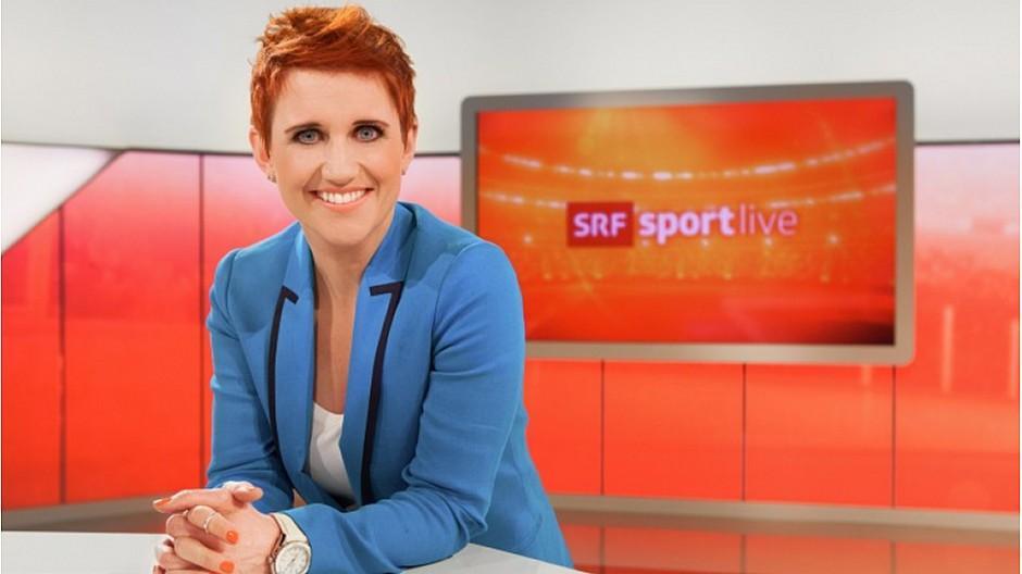 SRF: Letzte Sendung für Steffi Buchli am Sonntag