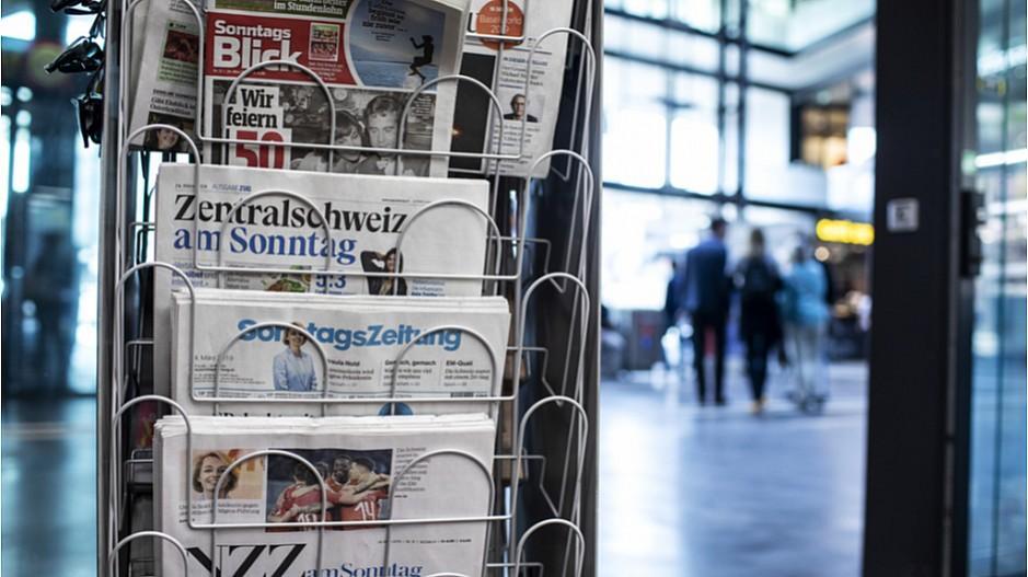 CH Media: Letzte «Zentralschweiz am Sonntag» erschienen