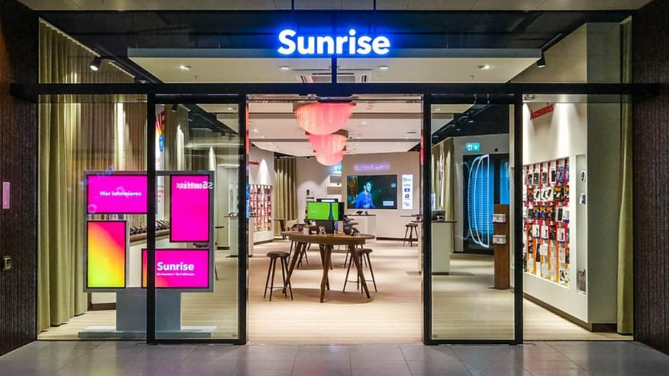 Sunrise UPC: Liberty Global plant «riesige Investitionen»