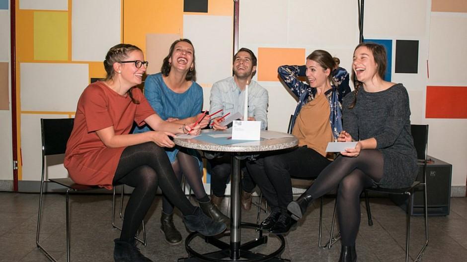 Medienpreis SRG.R: Literaturtage «Dis da litteratura» geehrt