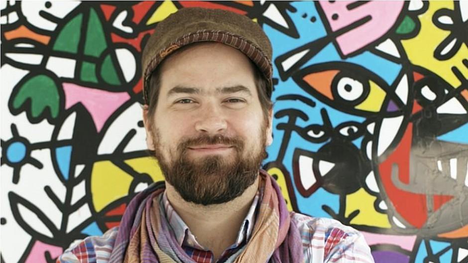 Fredinko: Live-Painting für einen guten Zweck