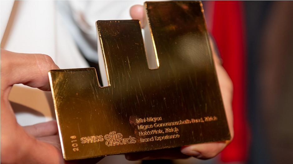 Swiss Effie Awards 2018: LSA vergibt fünf Gold-Effies