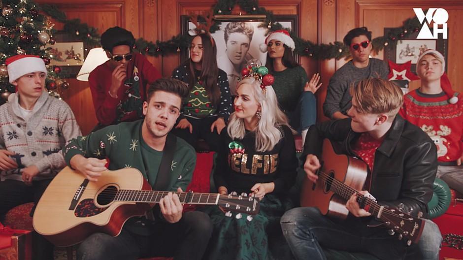 Freundliche Grüsse: Luca Hänni singt neue alte Weihnachtslieder