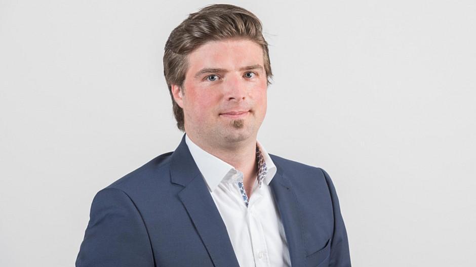 TCS: Lukas Reinhardt ist neuer Mediensprecher