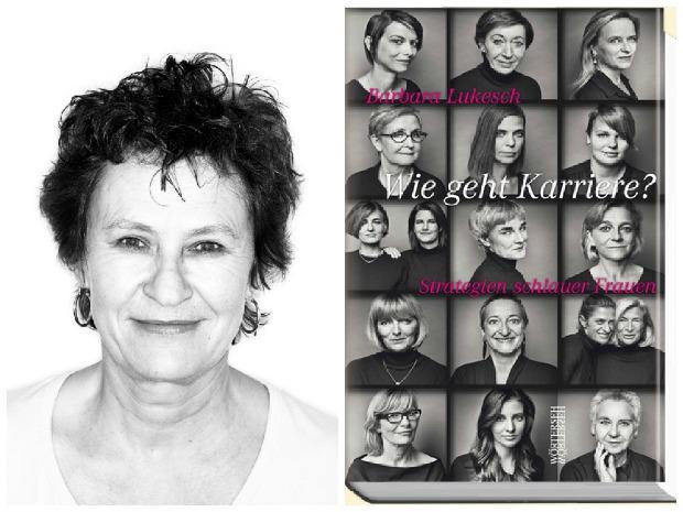 """Barbara Lukesch: """"Den Mut, in zu grosse Schuhe zu schlüpfen"""""""