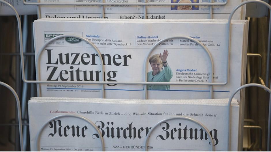 CH Media: Luzern befürchtet Schwächung der Qualität