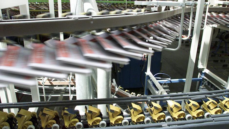 Ringier: Aus für Druckerei in Adligenswil